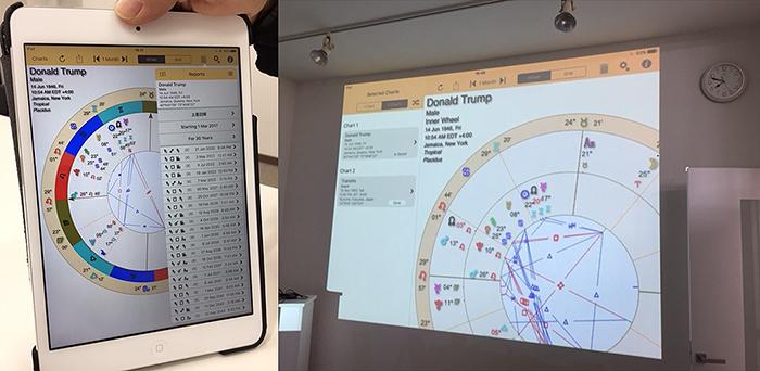 【2/25(日)、3/4(日)】使って覚える占星術アプリ 連続講座「ホップ・ステップAstroGold」