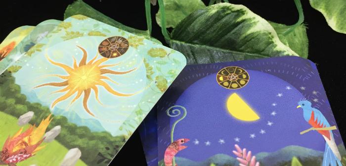 【6/3(日)13:00~15:00】~『ウィッチサイン占星術』サイトオープン記念~幻の「太陽と月の魔女カード・プチ」実占セミナー
