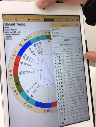 占星術アプリ 『AstroGold』4時間集中講座!